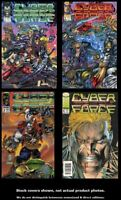 Cyberforce (Vol. 1) 1-4 Image 1992 Complete Set VF/NM
