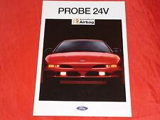 Ford Probe 24v folleto de 1993