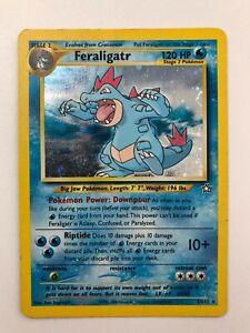 Feraligatr 5/111 Holo Rare Neo Genesis Played Condition Pokemon Condition