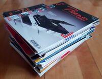 27x Piano News 2002 2001 2000 Magazin Klavier Flügel Zeitschrift Musik klassisch
