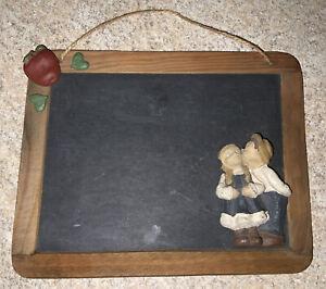 Vintage Decorative Chalkboard 9.5x7.5