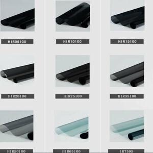 2mil Car Window Tint Film Car Windshield glass Sticker 5%VLT-80%VLT For choosen