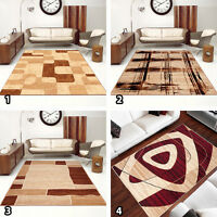 NEW BEAUTIFUL MODERN RUGS TOP DESIGN LIVING ROOM ! Different Sizes ! CREAM