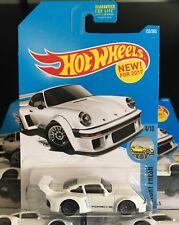 Hot Wheels Porsche 934.5 White HW Factory Fresh H Case Die Cast Car Collectible