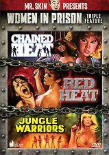 Women in Prison Triple Feature (Chained Heat / Red Heat / Jungle Warriors)
