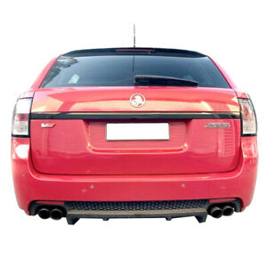 Genuine Holden Moulding Tailgate Phantom Black Trim for VE Sportwagon All Models