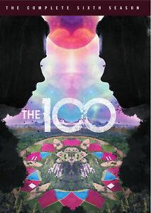 The 100 Season 6 DVD