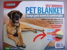 Pet Dog Cat Puppy Bed Blanket Mattress Pad Mat Cushion Cotton Soft Self Warming
