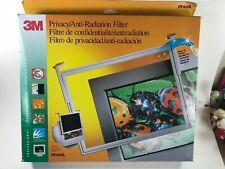 3M PF400L MONITOR COMPUTER SCREEN PRIVACY FILTER Anti-glare Screens 13-15 inch