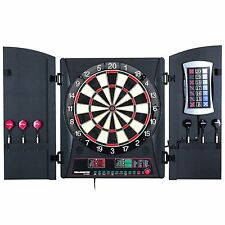 Arachnid Bullshooter E-Bristle Cricketmaxx 3.0 Dartboard Cabinet Set / CMX3000