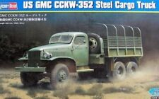 HobbyBoss 83831 1:35th Scale US ARMY GMC CCKW 352 Steel Cargo Camion