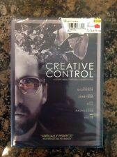 Creative Control (DVD,2016) NEW Authentic US Release