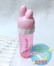 SANRIO MY MELODY KAWAII Cotton Swab Case Carrying Cosmetic Beauty AIRMAIL JAPAN