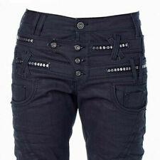 Nuovo M4051 Di Redbridge Cipo /& Baxx Jeans Pantaloni Uomo Slim Fit