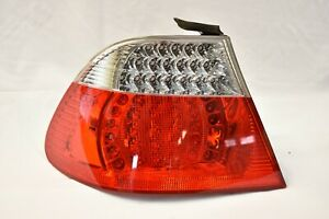 ✅ 04 05 06 BMW 325Ci 330Ci COUPE LED Left DRIVER Tail Light Lamp OEM
