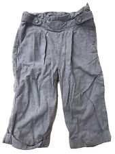 Janie And Jack Pants Gray Size 6 To 12 Months