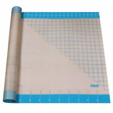 "Silicone Pastry Mat with Measurements, 36"" x 24"", Full Sticks To Countertop For"