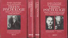 "Kindlers "" Psycholgie des 20. Jahrhunderts "" - Tiefenpsychologie in 4 Bänden"