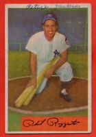 1954 Bowman #1 Phil Rizzuto VG CREASE MARKED New York Yankees HOF FREE SHIPPING