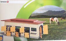 Schleich 40164 farm life Pferde Pferdestall Reiterhof horse stable Neu OVP