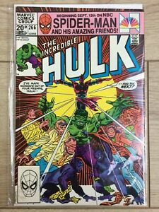 The INCREDIBLE HULK (Marvel, Dec 1981)