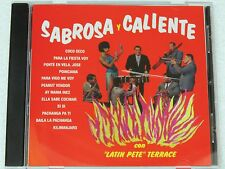 Latin Pete Terrace Sabrosa Y Caliente