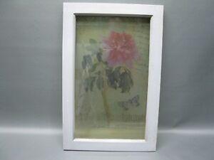 Marco de Fotos Cuadros Cuadro de Flores Imagen 50CM X 32CM
