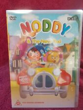 NODDY AND THE NEW TAXI(BBC) DVD G R4
