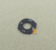 Black Outer Clickwheel Click Wheel Cover for iPod Nano 3rd gen 4GB 8GB