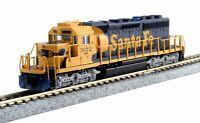 KATO 1768210 N Scale EMD SD40-2 Santa Fe AT&SF #5088 DC 176-8210 NEW