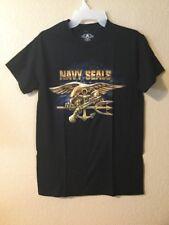 NAVY SEALS Special Operations Association Men's T Shirt Size S