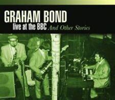 GRAHAM BOND - LIVE AT THE BBC - NEW 4 CD SET