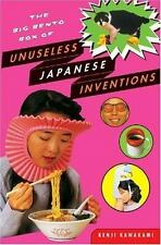 The Big Bento Box of Unuseless Japanese Inventions: The Art of Chindogu (Paperba