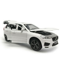 XC60 2019 Off-road SUV 1:32 Scale Model Car Diecast Gift Toy Vehicle Kids White