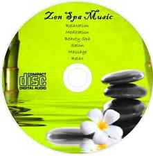 ZEN SPA MUSIC CD RELAXATION MEDITATION BEAUTY SPA SALON MASSAGE RELAX 1st 159