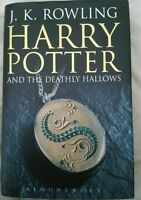 Harry Potter and the Deathly Hallows (Adult Readers) First Edition/First Print