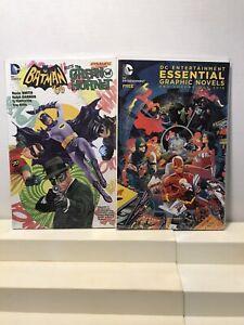 Batman'66 Meets The Green Hornet Graphic Novel