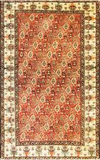 "4' x 6'7"" Magnificent Antique ersian Zel-I-Sultan Handmade rug, #16218"