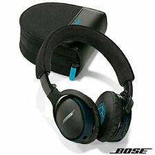 Bose SoundLink On-Ear Wireless Bluetooth Headphones Black Lightweight  New