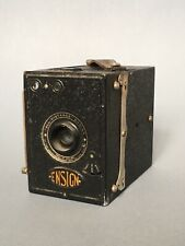 Houghton-Butcher All-Distance Twenty Ensign Box 120 Film Box Camera c.1930's