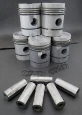 IFA H6 6 X Piston NEW 120,86 / Play 0,16 Plaue 6 Cylinder Lorry Piston Cylinder