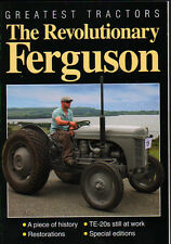 Tractor Book: GREATEST TRACTORS - THE REVOLUTIONARY FERGUSON
