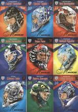 "SeReal 2011-12 KHL cards complete set of ""masks"" (18 cards)"