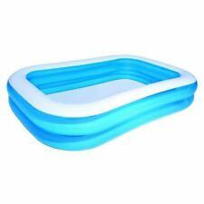 Bestway 54006 Inflatable Rectangular Family Swimming Pool