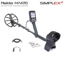 Nokta Makro Simplex+ wasserdichter Metalldetektor