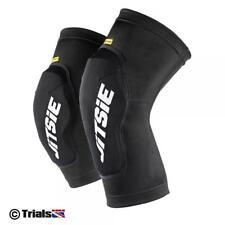 Jitsie Dynamik Short Knee Guards - Youth/Kids/Junior - Trials-Cycle-Offroad