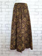 Ladies Wide Leg Pants Palazzo Lagenlook Bohemian Gypsy Hippie Trousers WLCT-CH