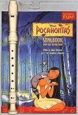 Pocahontas: Book/Instrument Pack (Recorder Fun!)