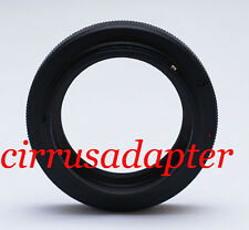 t-mount -4/3 T2 Lens to Olympus Evolt Camera Adapter E3 E5 E30 E600 E620 E450