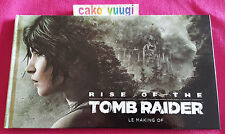 ARTBOOK RISE OF THE TOMB RAIDER 100% FRANCAIS